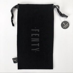 FENTY PUMA VELVET DUST BAG